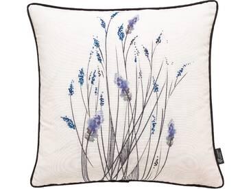 Emotion Textiles Kissenhülle »little inkflower«, lila