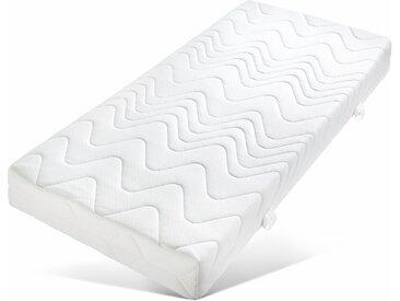 Breckle Taschenfederkernmatratze »Komfort«, 1x 100x200 cm, 101-120 kg