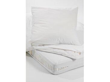 Setex Matratzen Und Kissen Matratzenschutzbezug   »EVOLON«, 1x 100x200 cm, weiß
