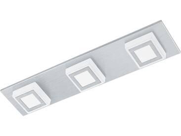 Eglo LED Deckenleuchte »MASIANO«, silber