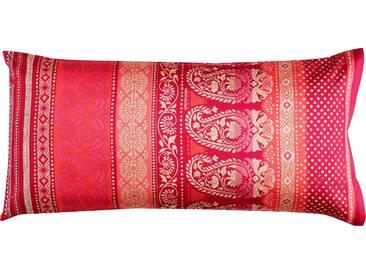 Bassetti Kissenbezug »Monte Rosa«, 1x 80x40 cm, rot