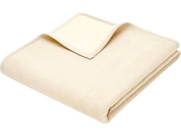 Biederlack Wohndecke »Luxury«, 150x200 cm, beige