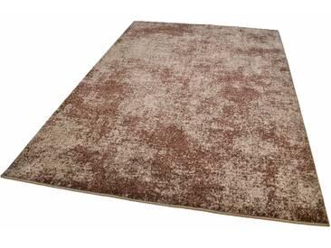 Tom Tailor Teppich »CLOUD«, 57x90 cm, 12 mm Gesamthöhe, braun