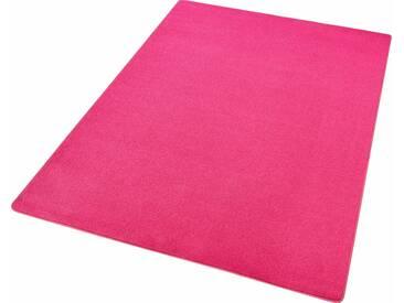Hanse Home Teppich »Fancy«, 160x240 cm, 7 mm Gesamthöhe, rosa