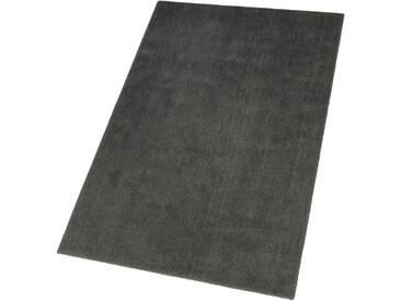 Schöner Wohnen-kollektion Teppich »Victoria«, 70x140 cm, 14 mm Gesamthöhe, grau