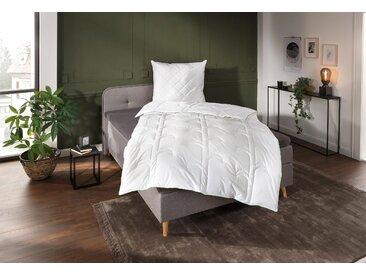 Queens Textiles Naturfaserbettdecke »Iris«, hautfreundlich