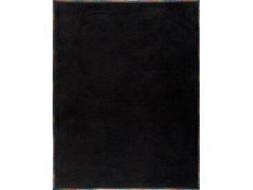 Biederlack Wohndecke »Rainbow«, 150x200 cm, schwarz