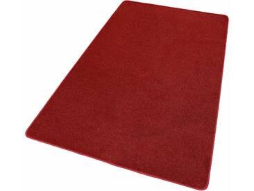 Hanse Home Teppich »Shashi«, 140x200 cm, 8,5 mm Gesamthöhe, rot