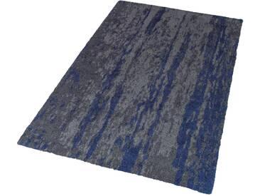Schöner Wohnen-kollektion Hochflorteppich »Impression«, 120x180 cm, 25 mm Gesamthöhe, grau