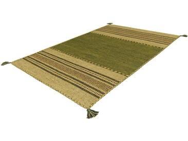 Arte Espina Teppich »Navarro«, 130x190 cm, 8 mm Gesamthöhe, grün