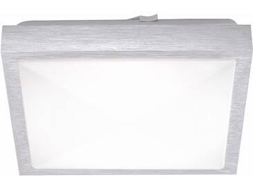 Leuchtendirekt Deckenlampe »WOLOF«, silber