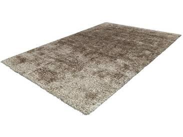 Arte Espina Hochflor-Teppich »Grace«, 80x150 cm, 45 mm Gesamthöhe, grau