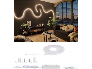 Paulmann LED-Streifen »MaxLED Flow Basisset 3m Warmweiß 37W«, weiß