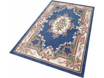 Theko® Teppich »Ming«, 90x160 cm, 14 mm Gesamthöhe, blau