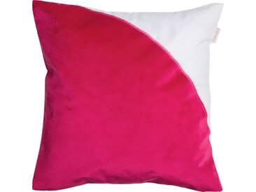Esprit Kissenbezug »CORRO«, 1x 38x38 cm, rosa