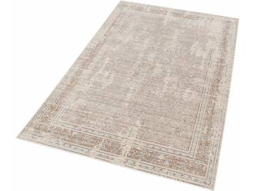Schöner Wohnen-kollektion Teppich »Shining 2«, 140x200 cm, besonders pflegeleicht, 5 mm Gesamthöhe, bunt