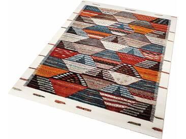 Weconhome Teppich »Modern Berber«, 160x225 cm, 13 mm Gesamthöhe, bunt