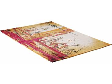 Impression Teppich »Vinatge 1604«, 80x150 cm, besonders pflegeleicht, 13 mm Gesamthöhe, bunt