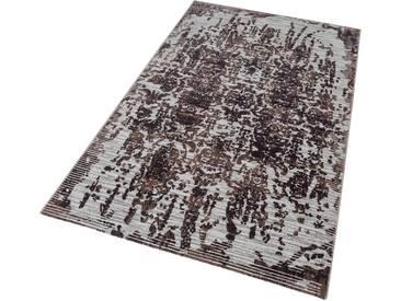 Schöner Wohnen-kollektion Teppich »Brilliance 183«, 133x190 cm, pflegeleicht, 10 mm Gesamthöhe, lila