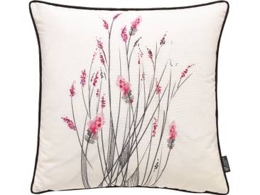 Emotion Textiles Kissenhülle »little inkflower«, rosa