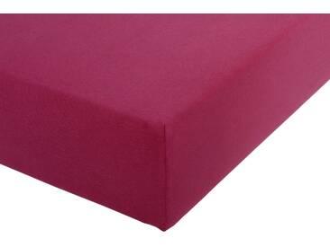 Formesse Spannbetttuch, ca. 180-200/200-220 cm, pink