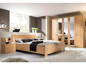 Rauch Schlafzimmer-Set, 6-türig, beige