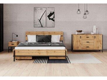 Inosign Bett »Aubetin«, beige