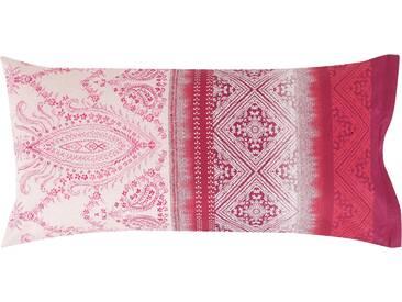 Bassetti Kissenbezug »Faraglioni«, 1x 80x40 cm, aus 100% Baumwolle, rot