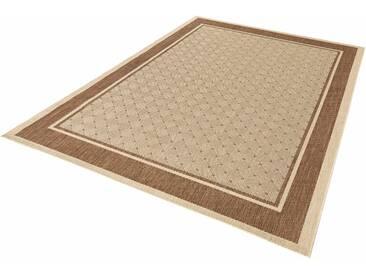 Hanse Home Teppich »Classy«, 200x290 cm, besonders pflegeleicht, 8 mm Gesamthöhe, braun