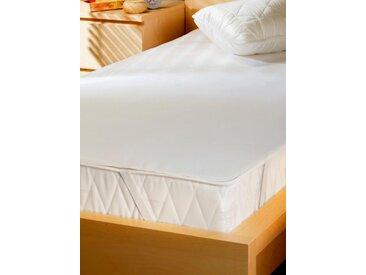 Setex Matratzen Und Kissen Inkontinenzauflage »14PE«, 1x 100x200 cm, trocknergeeignet, weiß
