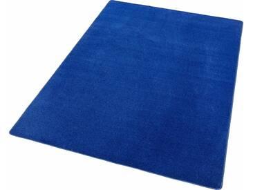 Hanse Home Teppich »Fancy«, 100x150 cm, 7 mm Gesamthöhe, blau