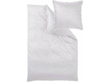 Curt Bauer Wendebettwäsche »Stella«, 155x220 cm, weiß, aus reiner Baumwolle