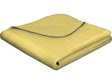 Biederlack Wohndecke »Gode«, 150x200 cm, gelb