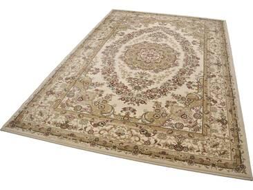 Theko® Teppich »Tashkent 4«, 80x140 cm, 8 mm Gesamthöhe, beige