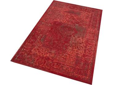 Hanse Home Teppich »Plume«, 120x170 cm, 9 mm Gesamthöhe, rot