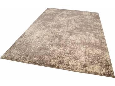 Tom Tailor Teppich »CLOUD«, 160x235 cm, 12 mm Gesamthöhe, beige