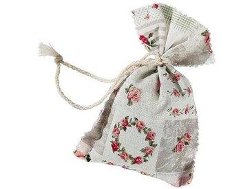 Herbalind Wärmekissen »4er Set Duftbeutel Lavendel Patchwork Rosenmuster«, Bezug 100% Baumwolle, bunt