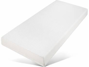 Hn8 Schlafsysteme Komfortschaum Matratze »Visco Fit 100«, 1x 90x200 cm, 0-80 kg