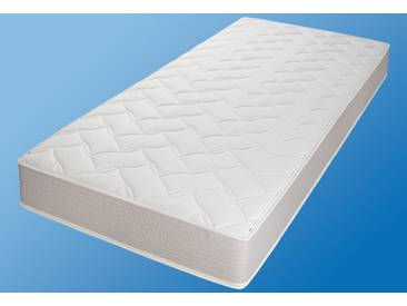 Hn8 Schlafsysteme Taschenfederkern-Matratze »Liberty TFK Cool«, 100x200 cm, Ca. 20 cm hoch, weiß, 101-120 kg