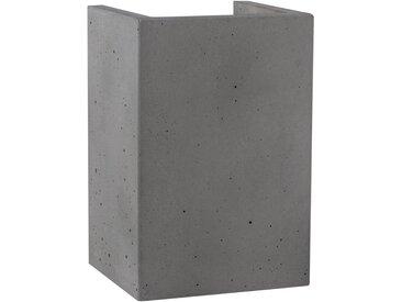 Spot Light Wandleuchte »Block Wandleuchte 2xGU10 max.6W«, grau