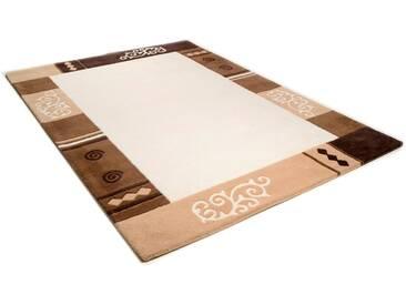 Theko® Teppich »Ambadi«, 160x230 cm, 14 mm Gesamthöhe, beige