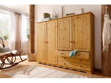 Home Affaire Wäscheschrank »Minik«, beige, mit 3 Schubkästen