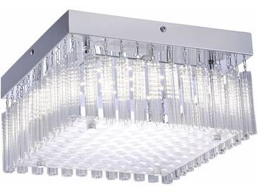 Leuchtendirekt Deckenlampe »LEA«, silber