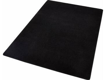 Hanse Home Teppich »Fancy«, 80x150 cm, 7 mm Gesamthöhe, schwarz