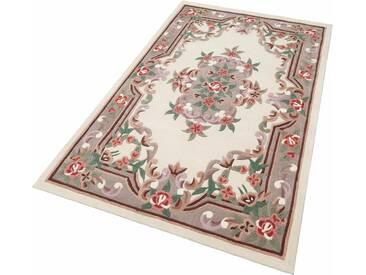 Theko® Teppich »Ming«, 240x340 cm, 14 mm Gesamthöhe, beige
