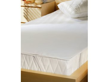 Setex Matratzen Und Kissen Inkontinenzauflage »PU-Sandwich«, 2x 100x200 cm, weiß