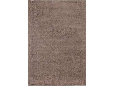 Andiamo Hochflor-Teppich »Cala Bona«, 200x285 cm, 26 mm Gesamthöhe, braun