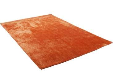 Theko® Hochflor-Teppich »Alessandro«, 65x135 cm, 25 mm Gesamthöhe, braun