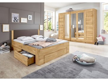 Home Affaire Bett »Bernett«, beige