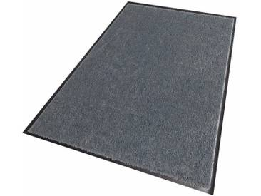 Hanse Home Teppich »Deko Soft«, 140x200 cm, 7 mm Gesamthöhe, grau